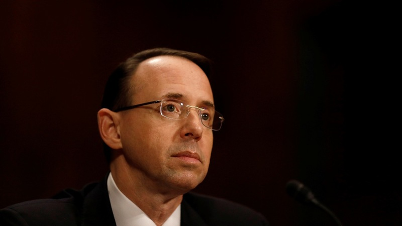 Deputy AG nominee won't promise Russia inquiry