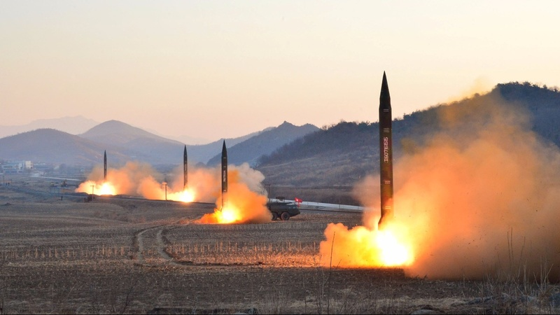 The U.N. condemns North Korea's latest weapons test