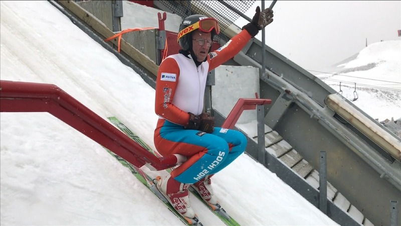 INSIGHT: Eddie 'the Eagle' jumps again
