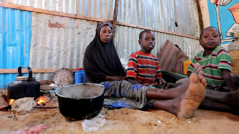 UN: Drought-striken Somalia on brink of famine