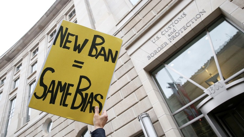 Hawaii to file first challenge to Trump's new travel ban