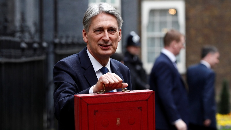 VERBATIM: UK Chancellor delivers first budget