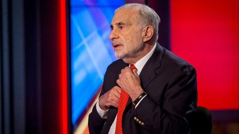 Government watchdog takes aim at Icahn, Trump connection