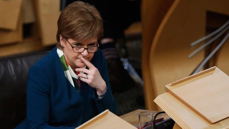 Scotland wants independence vote next autumn