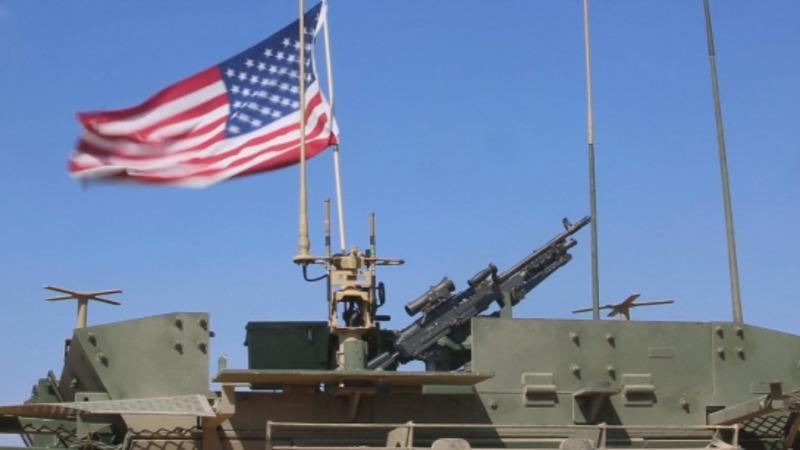 400 U.S. troops head to Syria