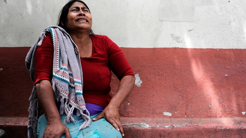 Guatemala grapples with a youth shelter inferno