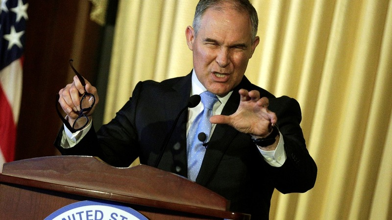 EPA chief unconvinced CO2 linked to global warming