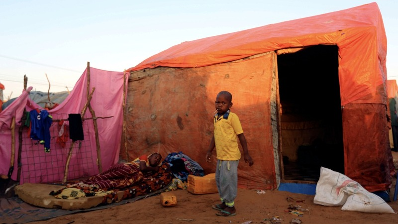 In Pictures: Somalia faces famine