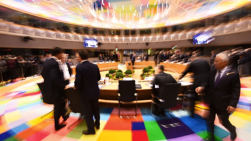 EU leaders grope for unity after Brexit