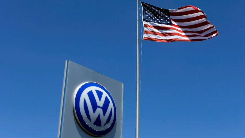 Volkswagen enters guilty plea in emissions scandal