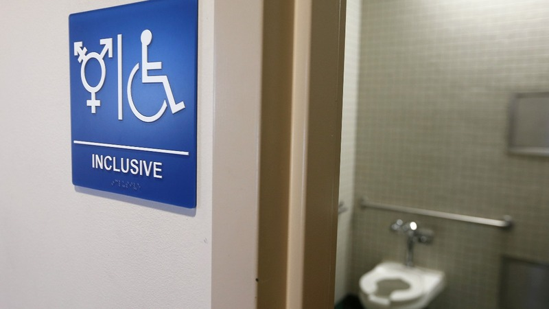 Most Americans oppose trans bathroom laws: Poll