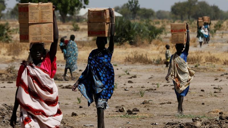 VERBATIM: U.N. chief says famine can be avoided
