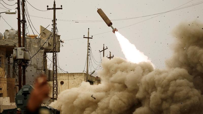 Iraqi forces push deeper into western Mosul