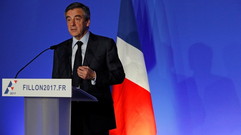 France's Fillon on the defensive...again