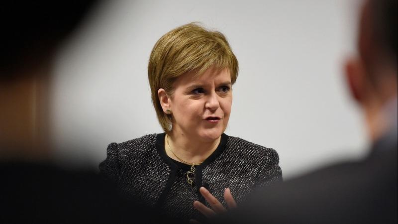 VERBATIM: Sturgeon seeks new Scottish vote