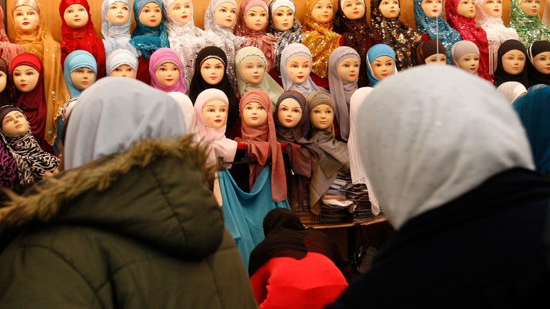 Top EU court to rule on Islamic headscarf bans