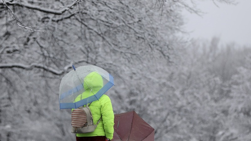 From D.C. to Boston, Winter Storm Stella threatens snow chaos