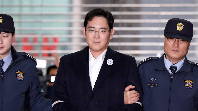 Samsung boss can still pull the strings from prison