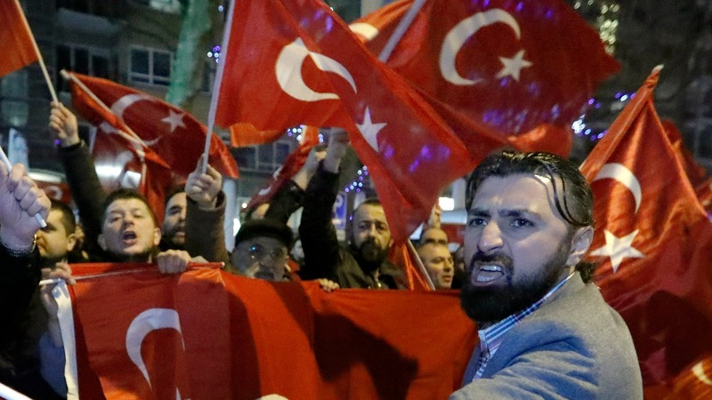 Turkey Netherlands row deepens over sanctions
