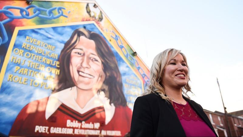 N. Ireland nationalists demand referendum
