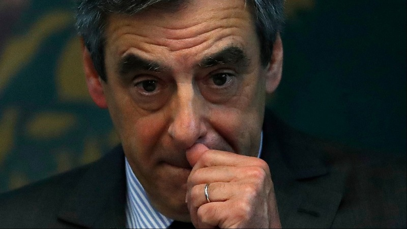 French candidate Fillon under fraud investigation