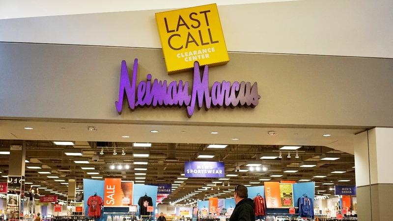 Neiman Marcus eyeing sale, Saks parent could bid