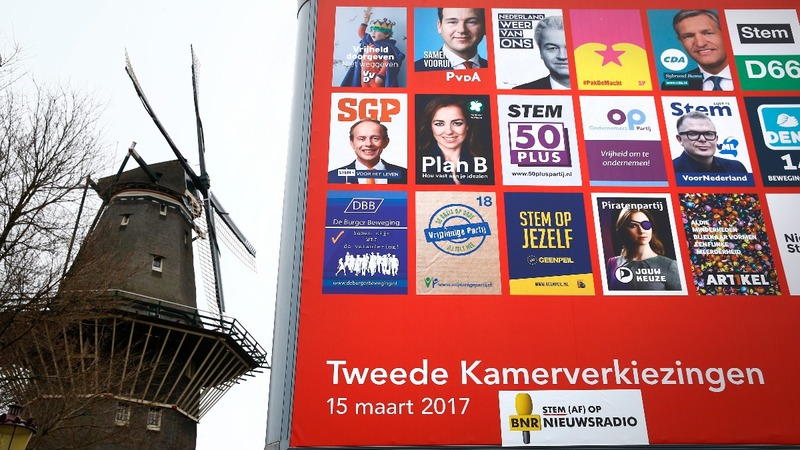 Questions of identity plague Netherlands election
