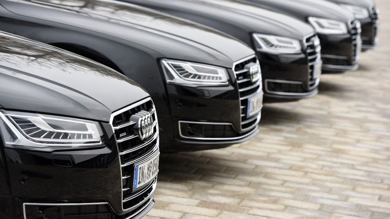 German prosecutors search Audi offices in Germany