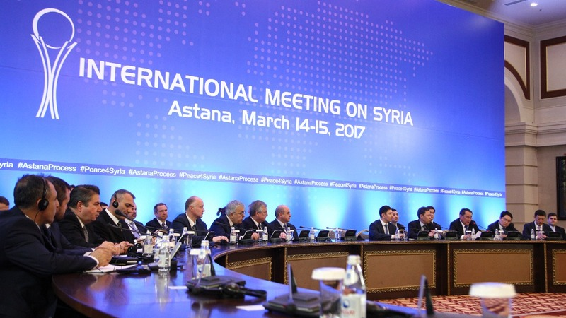Syria peace talks close with no sign of rebels
