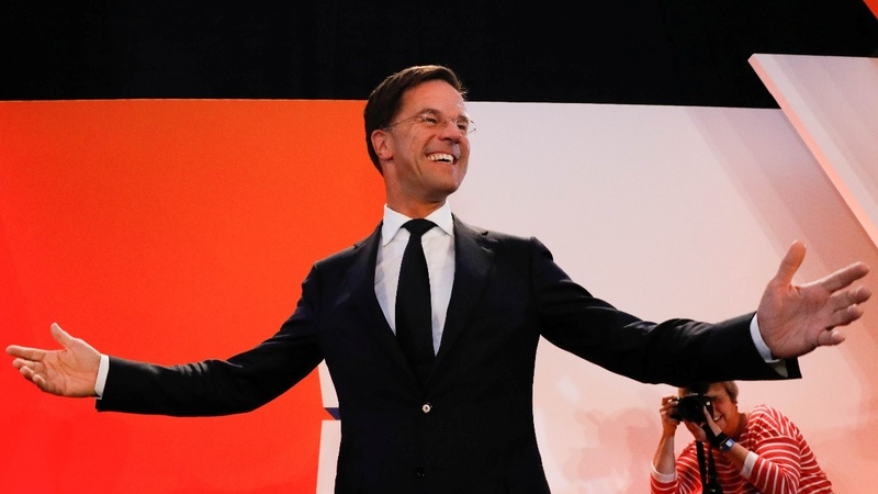Relief in EU capitals as Dutch PM sees off far-right's Wilders