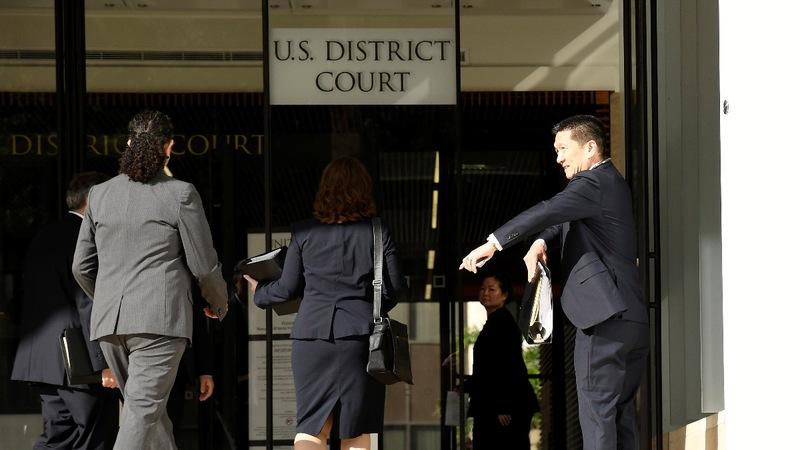 Judges' orders block new Trump travel ban