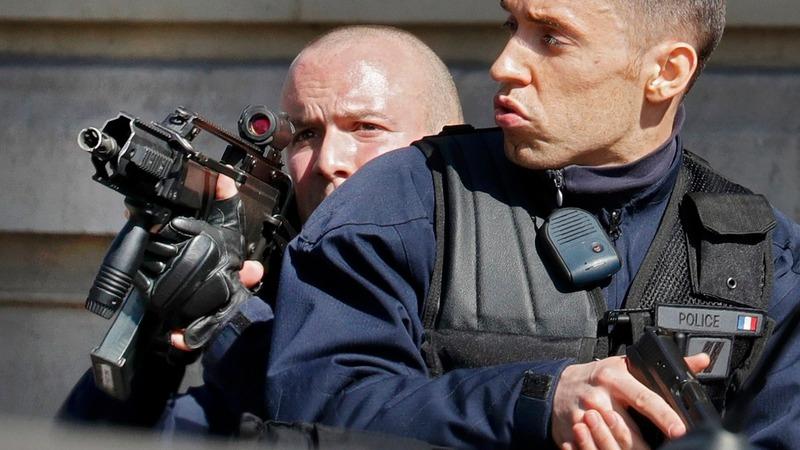 Letter bomb explodes at IMF's Paris HQ