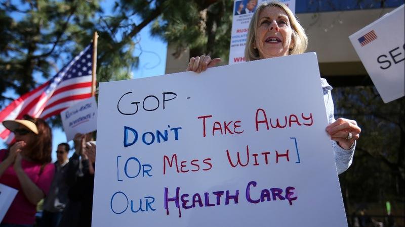 Americans doubt GOP healthcare plan: poll