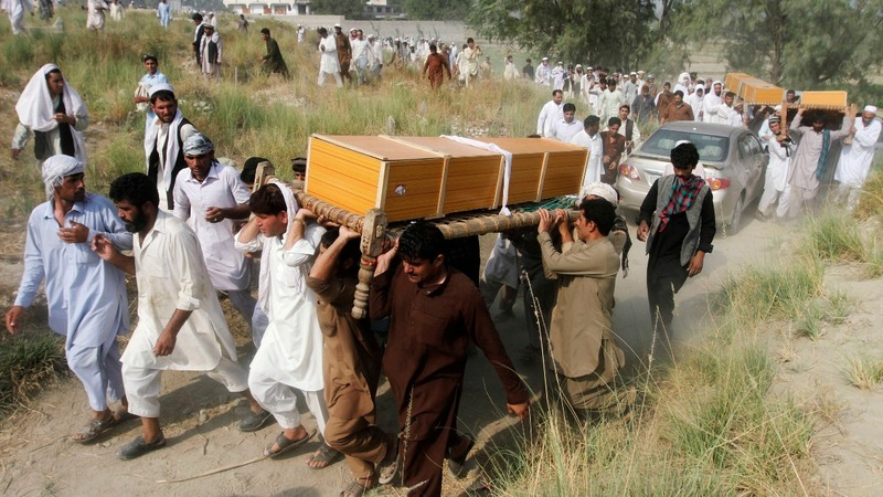 U.S payments for Afghan deaths vary wildly