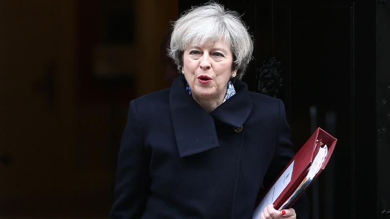 VERBATIM: May scorns SNP referendum call