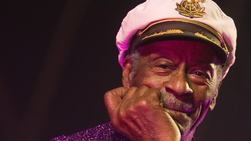 Rock'n'roll pioneer Chuck Berry dead at 90