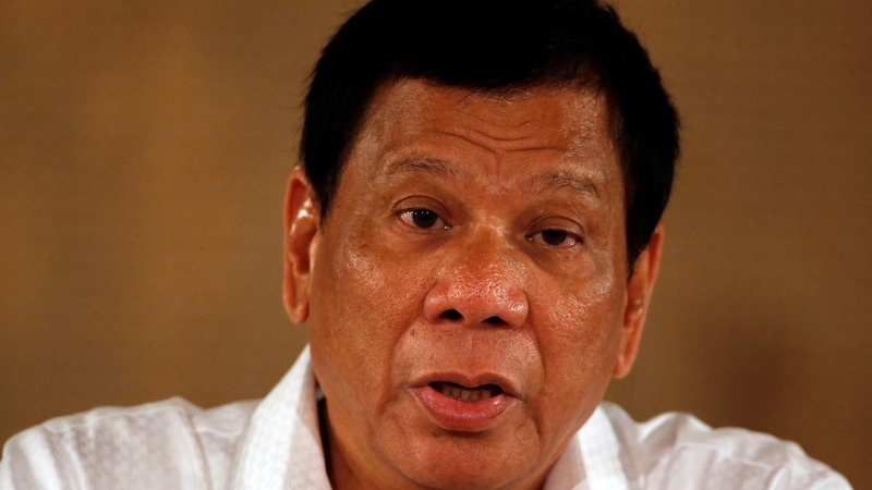 Duterte shrugs off impeachment threat