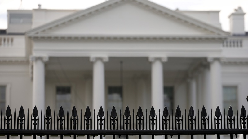 Two weekend White House security scares