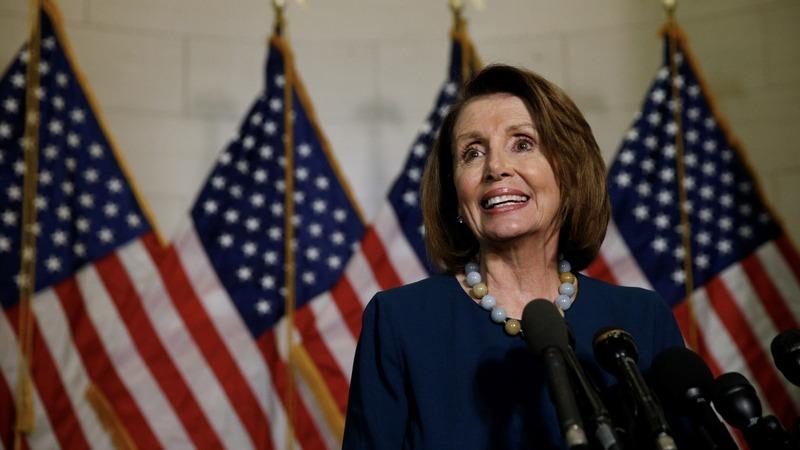 VERBATIM: Pelosi slams 'terrible' GOP health care bill