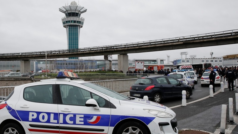 Orly attacker had drugs and alcohol in his system