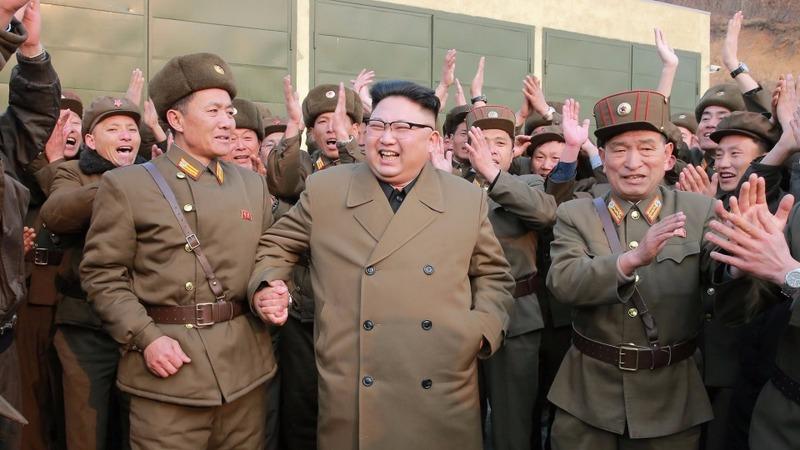 North Korea hails 'miracle' rocket engine test