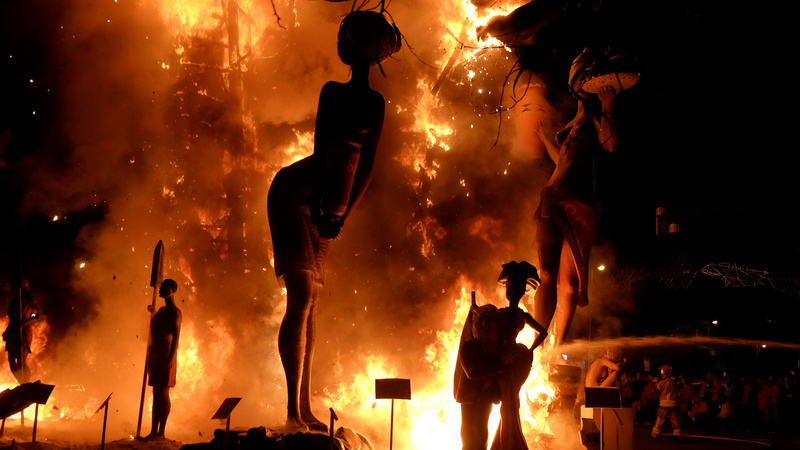 INSIGHT: City on fire: Valencia's 'Fallas' Festival