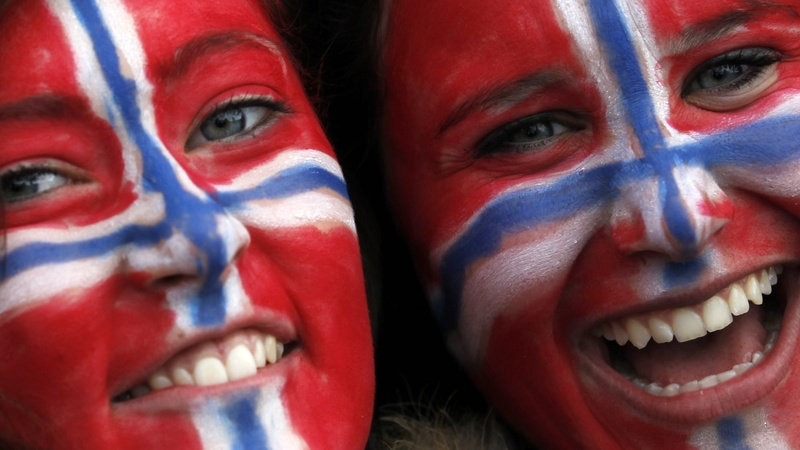 Denmark no longer the world's happiest country