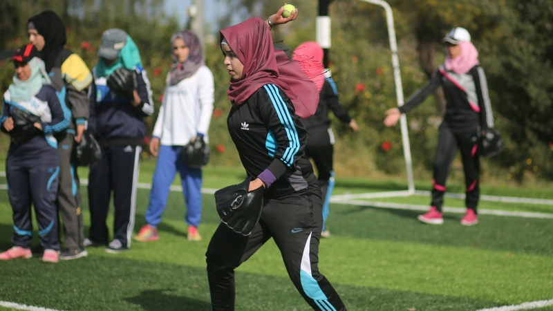 Women in Gaza seek a league of their own