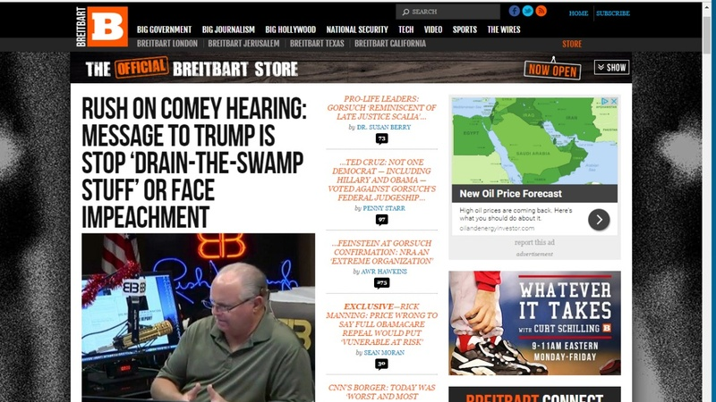 Advertisers face the 'Breitbart' conundrum