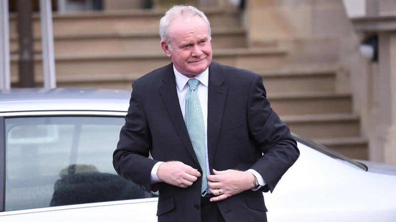Irish republican McGuinness dead at 66