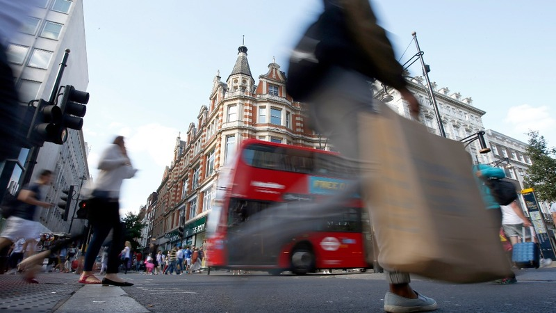 UK inflation shoots past target