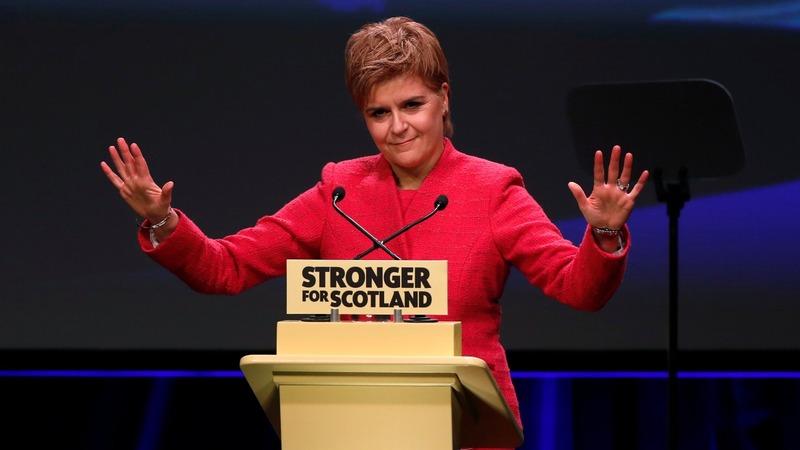 Scottish parliament begins independence debate