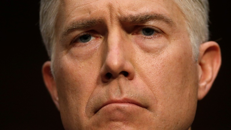 Gorsuch facing grilling before Senate