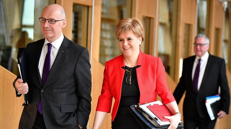 VERBATIM: Scotland begins independence talks